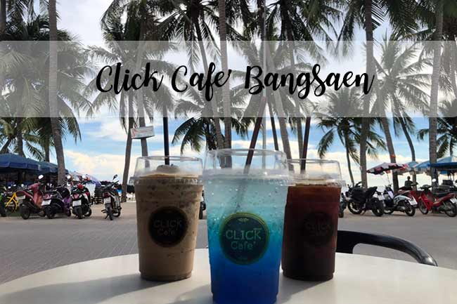 Click Cafe' Bangsaen