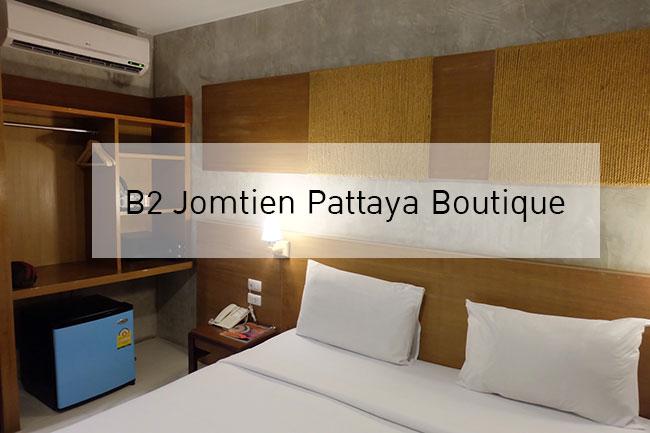 B2 Jomtien Pattaya Boutique
