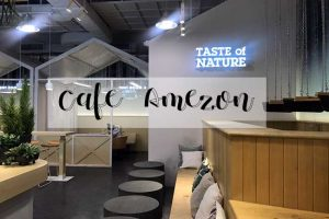 Share Space by Cafe Amazon
