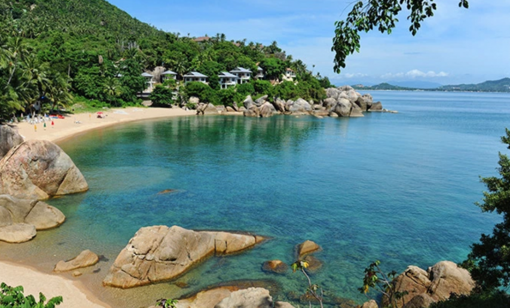 เกาะสมุย สวรรค์แห่งอ่าวไทย