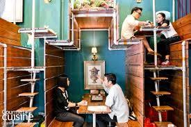 คาเฟ่สไตล์จีน Lhong Tou Cafe
