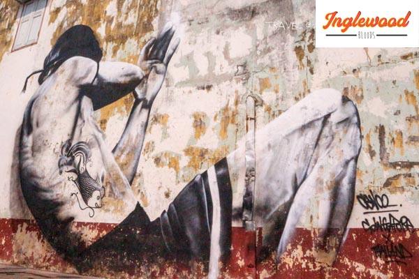 ถ่ายรูปฮิปๆแนว Street Art สวรรคโลก จังหวัดสุโขทัย