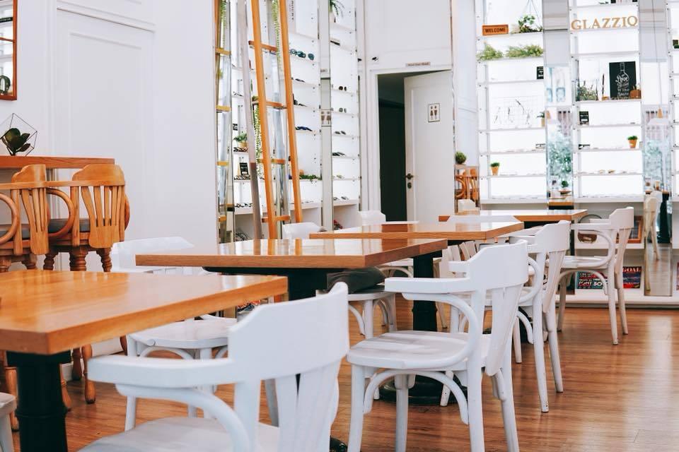 Printa Cafe ร้านชิลแถวสีลม