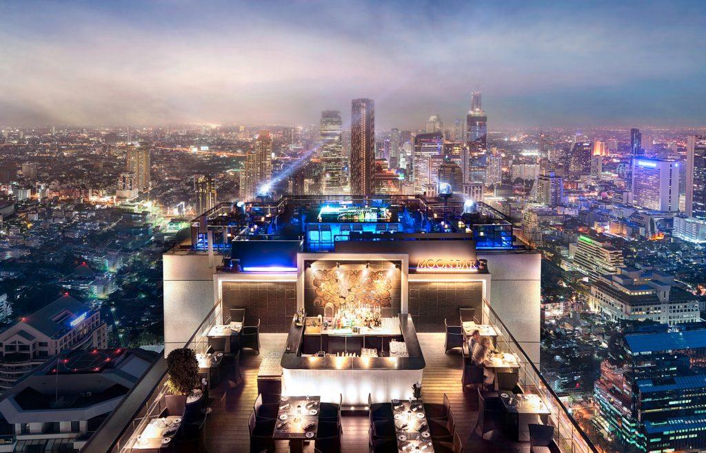 6 ร้านอาหารสุดโรแมนติก ชมวิวมุมสูงของกรุงเทพมหานคร