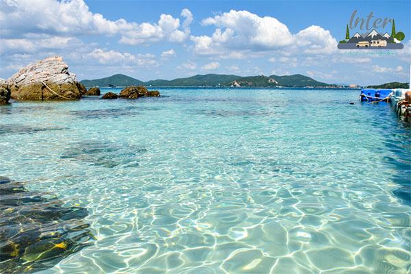 ทะเลหลังโควิด หมดโควิดนี้ไปทะเลกัน ! ทะเลน้ำใส ทะเลตะวันออก เกาะไหนที่น่าโดน ? ที่เที่ยว ทะเลตะวันออก