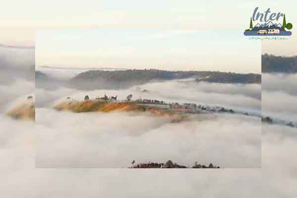 Review ภูหินร่องกล้าจุดชมวิวยอดฮิต! ในจังหวัดพิษณุโลก ที่เที่ยว แนะนำที่เที่ยวพิษณุโลก ภูหินร่องกล้า