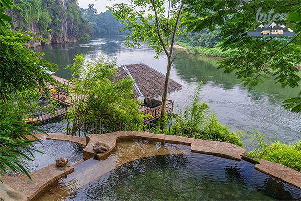 เที่ยวไทยหลังโควิด-19 สุดฟิน รวม 4 ที่พัก แช่น้ำกลางป่า ดื่มด่ำวันหยุดท่ามกลางธรรมชาติ ที่เที่ยว รวมที่พักกลางธรรมชาติ
