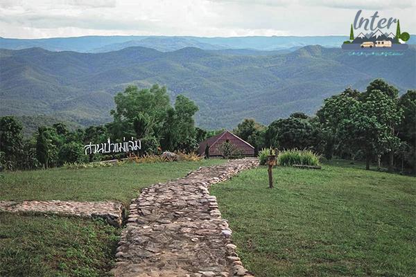 รีวิวบ้านพักสวนป่าแม่แจ่ม อ.แม่แจ่ม จ.เชียงใหม่ จ้าว ที่เที่ยว รีวิวที่พัก เที่ยวเชียงใหม่ สวนป่าแม่แจ่ม