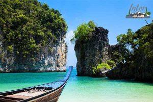 รวมที่เที่ยวเกาะสวย น้ำใส แห่งเมืองใต้ #ที่เที่ยว เที่ยวภาคใต้ เที่ยวเกาะใต้