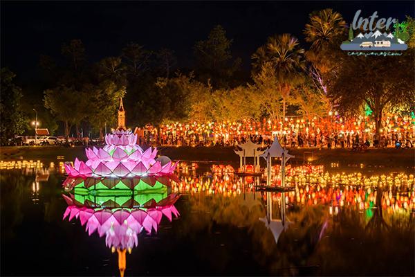 เที่ยวไทย รวม 4 ที่เที่ยวลอยกระทง 2563 ลอยกระทงมาเร็ว ปีนี้ลอยที่ไหนดี ที่เที่ยว ที่เที่ยวไทย ที่เที่ยวลอยกระทง