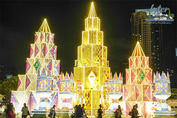เที่ยวปีใหม่ 2021 รวม 4 ที่ดูไฟกรุงเทพ ที่เที่ยวถ่ายรูปสวย ดูไฟช่วงส่งท้ายปีที่กรุงเทพ ที่เที่ยว ที่เที่ยวไทย ที่เที่ยวปีใหม่ ที่เที่ยวกรุงเทพ