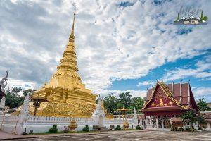 เที่ยวเมืองน่าน กราบนมัสการพระบรมธาตุแช่แห้ง ที่เที่ยว ที่เที่ยวไทย ที่เที่ยวจังหวัดน่าน พระบรมธาตุแช่แห้ง