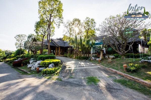 สัมผัสอ้อมกอดของธรรมชาติที่ ฟ้าใส รีสอร์ท ที่เที่ยว ที่เที่ยวไทย แนะนำที่พักนครราชสีมา ฟ้าใสรีสอร์ท