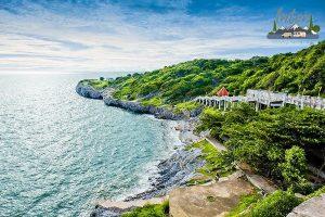 เกาะสีชังสถานที่ท่องเที่ยวงดงามตั้งแต่อดีตจนถึงปัจจุบัน ที่เที่ยว ที่เที่ยวไทย ที่เที่ยวชลบุรี ที่เที่ยวเกาะสีชัง