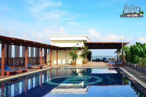 สัมผัสบรรยากาศสวย ๆ ของท้องทะเลที่ โรงแรม เบย์วอล์ค เรสซิเดนซ์ ที่เที่ยว ที่เที่ยวไทย ที่เที่ยวชลบุรี โรงแรมเบย์วอล์คเรสซิเดนซ์