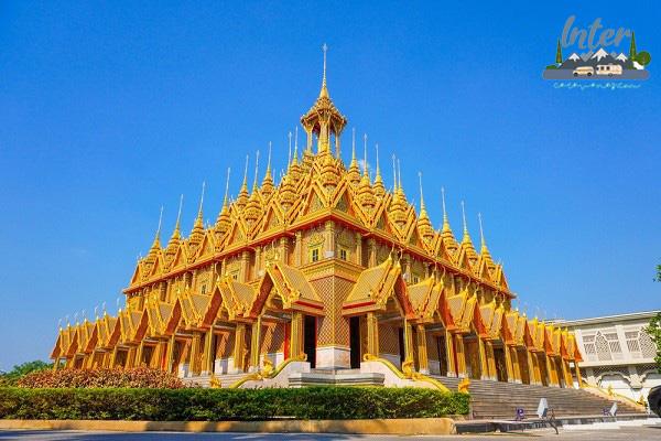 กราบนมัสการองค์พระปฐม ชมความงดงามของวิหารแก้วที่วัดท่าซุง ที่เที่ยว ที่เที่ยวไทย ที่เที่ยวอุทัยธานี เที่ยววัดท่าซุง