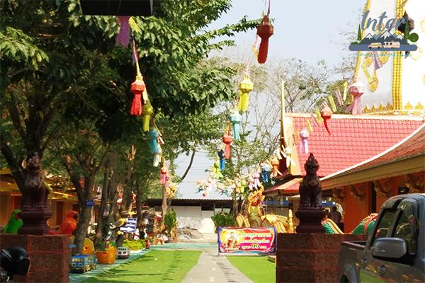 ชวนทำบุญอิ่มเอมใจที่วัดป่าสัก จังหวัดชัยนาท ที่เที่ยว ที่เที่ยวไทย เที่ยวชัยนาท เที่ยววัดป่าสัก