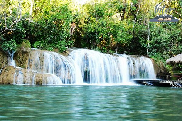 เล่นน้ำไม่ไกลที่น้ำตกไทรโยค ที่เที่ยว ที่เที่ยวไทย ที่เที่ยวกาญจนบุรี น้ำตกไทรโยค