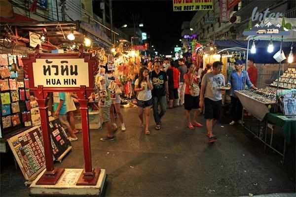 เที่ยวหัวหิน 4 กิจกรรมที่ไม่ควรพลาดเมื่อมาเที่ยวหัวหิน ที่เที่ยว ที่เที่ยวไทย เที่ยวประจวบคีรีขันธ์ ที่เที่ยวหัวหิน
