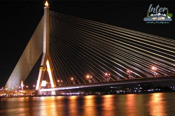 5 สะพานที่สวยในไทย ที่เที่ยว ที่เที่ยวไทย เที่ยวสะพานในไทย