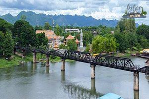 เดิน เที่ยวเล่นที่อำเภอเมือง กาญจนบุรี ที่เที่ยว ที่เที่ยวไทย ที่เที่ยวกาญจนบุรี ที่เที่ยวอำเภอเมืองกาญจนบุรี