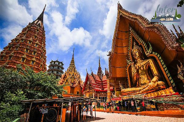 4 สถานที่ท่องเที่ยวที่ควรไปในท่าม่วง ที่เที่ยว ที่เที่ยวไทย ที่เที่ยวกาญจนบุรี ที่เที่ยวอำเภอท่าม่วง
