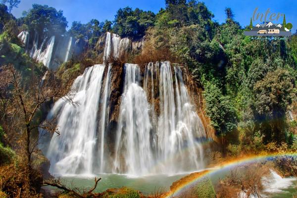 เที่ยววันหยุดฤดูร้อนไปกับ 4 น้ำตกที่สวยที่สุด ที่เที่ยว ที่เที่ยวไทย แนะนำที่เที่ยวน้ำตก