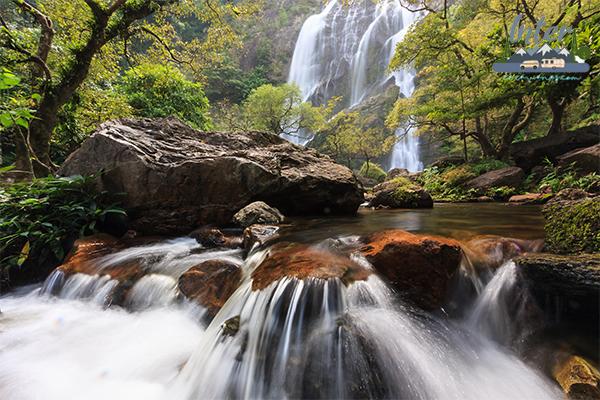ท่องเที่ยว อุทยานแห่งชาติคลองลาน ที่เที่ยว ที่เที่ยวไทย เที่ยวจังหวัดกำแพงเพชร เที่ยวอุทยานแห่งชาติคลองลาน