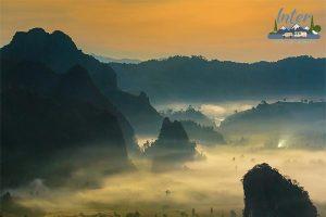 ท่องเที่ยว วนอุทยานภูลังกา ที่เที่ยว ที่เที่ยวไทย เที่ยวจังหวัดจังหวัดพะเยา เที่ยววนอุทยานภูลังกา